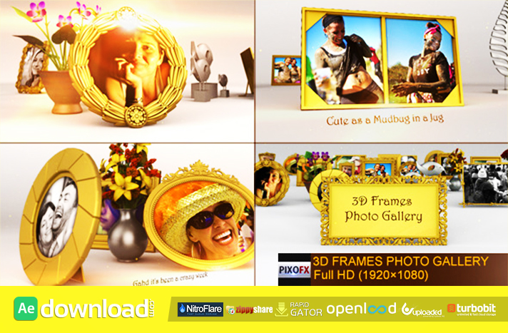 3D Frames Photo Gallery3D Frames Photo Gallery