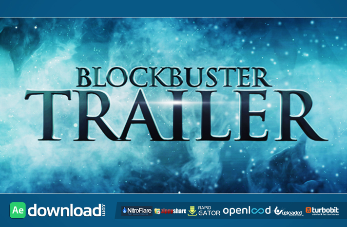 Blockbuster Trailer 7