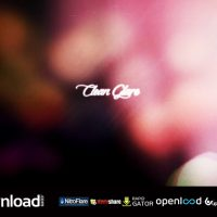 CLEAN GLARE – FREE AFTER EFFECTS PROJECT (VIDEOHIVE)