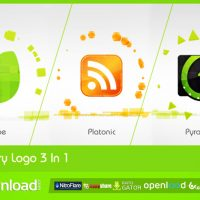 GEOMETRY LOGO – FREE AFTER EFFECTS PROJECT (VIDEOHIVE)