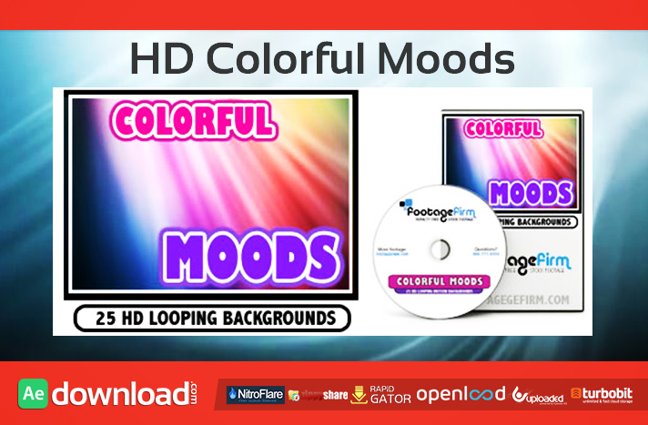 HD Colorful Moods