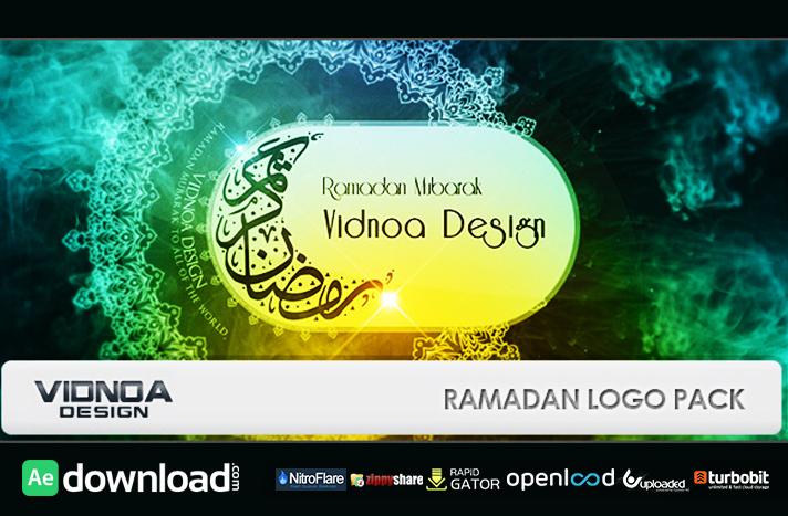 Ramadan Logo Pack