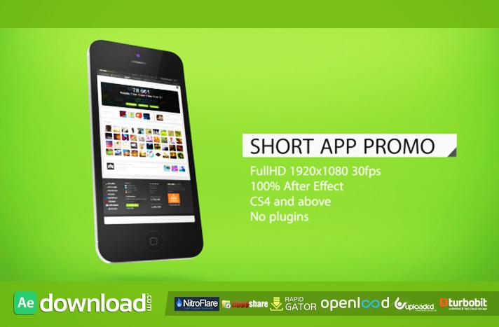 Short App Promo