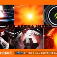 THE ARENA INTRO – FREE AFTER EFFECTS PROJECT (VIDEOHIVE)