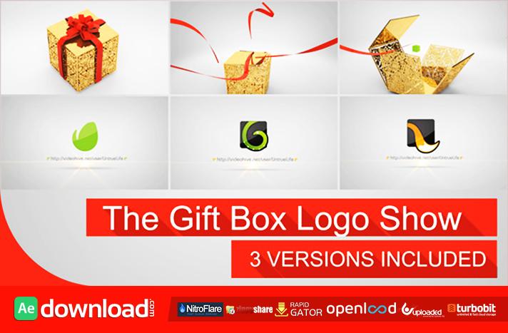 The Gift Box Logo