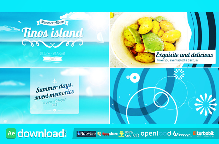 Trip to Island Summer Album