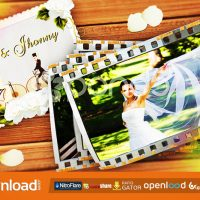WEDDING FILM MEMORIES – AFTER EFFECTS TEMPLATE (POND5)