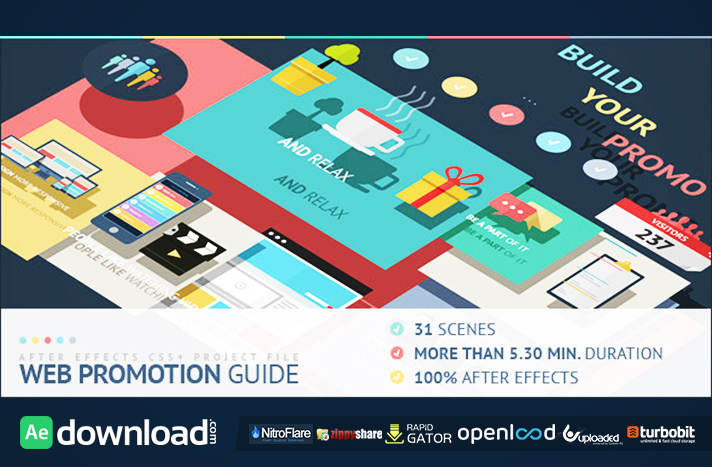 Web Promotion GuideWeb Promotion Guide