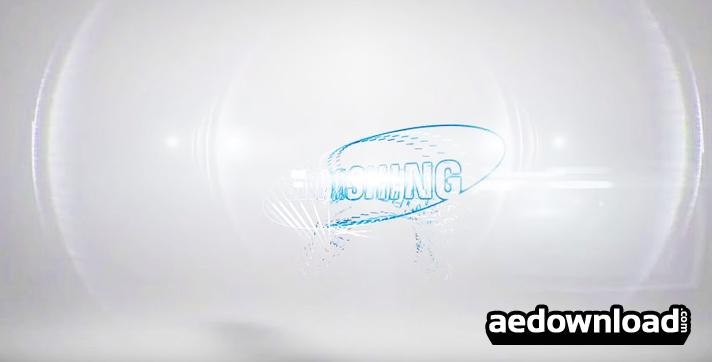 After Effects Template Logo Pack BlueFx Logo Supercharger