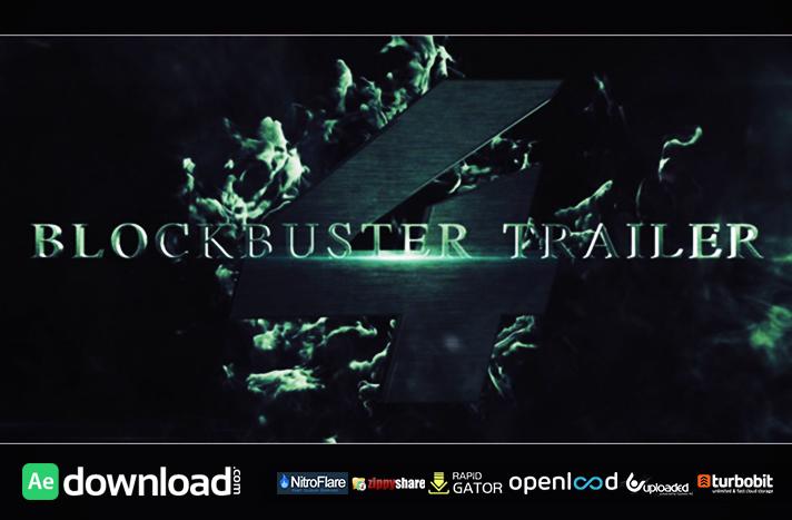 Blockbuster Trailer 4