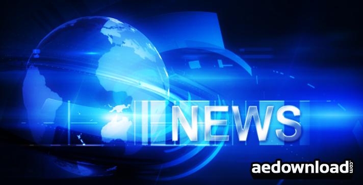 Broadcast Design - News Package