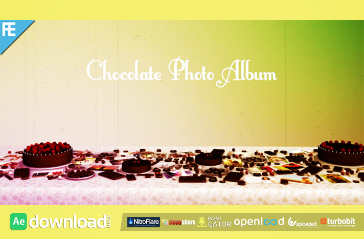 Chocolate Photo Album