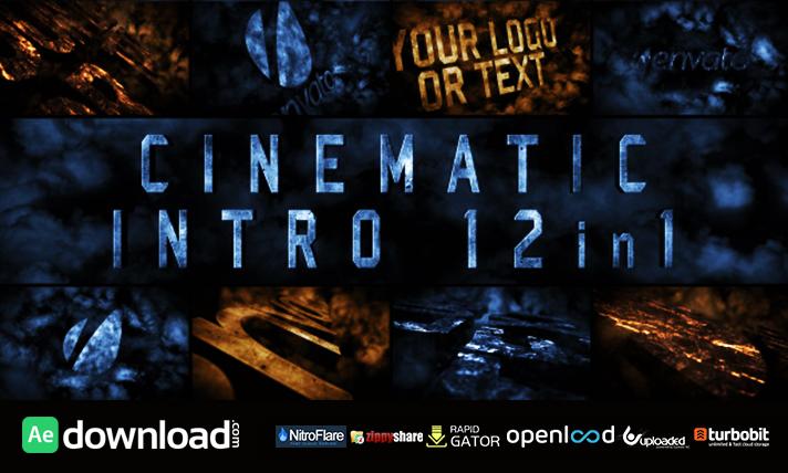 Cinematic Intro 12in1