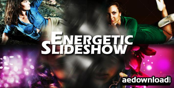 Energetic Slideshow