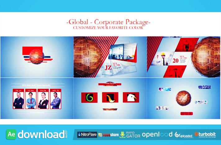 Global Network-Corporate Video Package