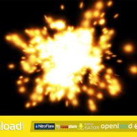 HD COSMIC IMPLOSION TRANSITION / REVEALER 3D (VIDEOHIVE)