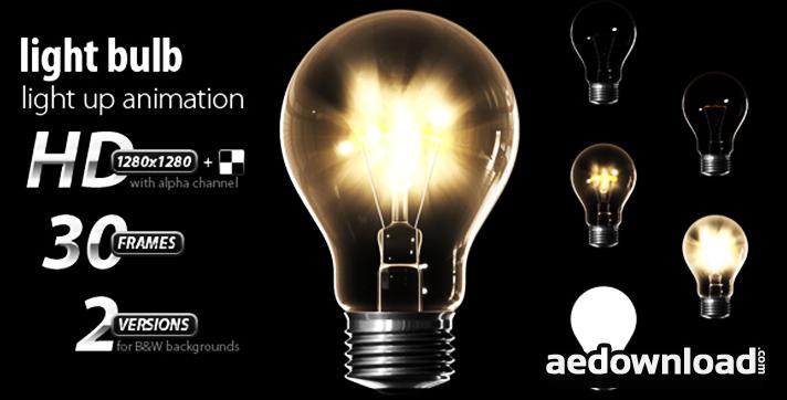 Light bulb (light up sequence)
