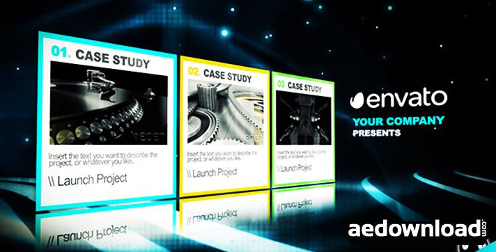 Business Showcase Project & Case Studies