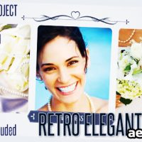 ELEGANT RETRO GALLERY – AFTER EFFECTS PROJECT (VIDEOHIVE)