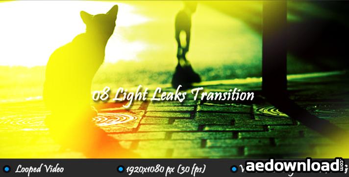 Light Leaks Transition