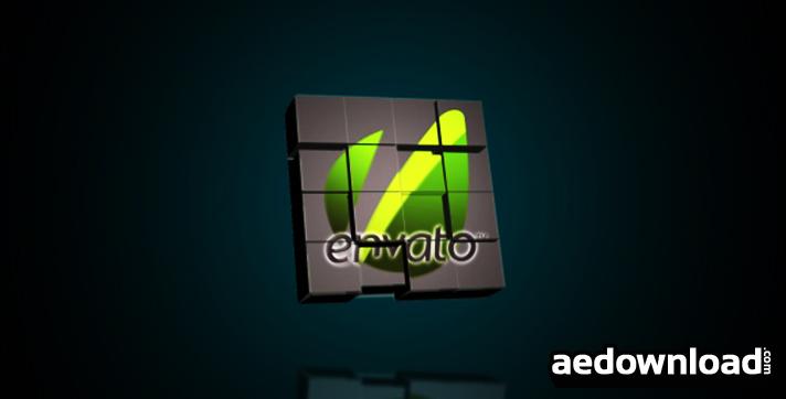 Logo Cubes Transformation