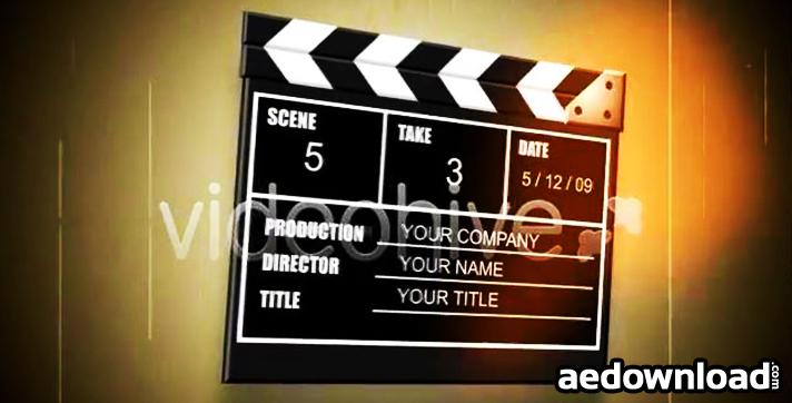 Movie Slate V1
