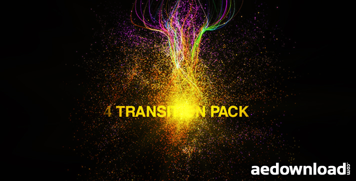 Particules Transitions Pack