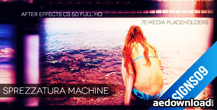 Sprezzatura Machine Photo Gallery Pack