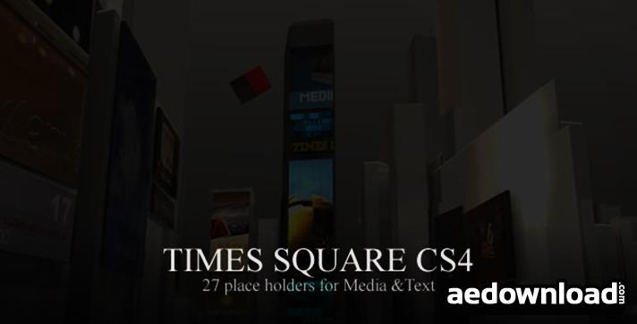 Times Square CS4