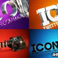 TRANSFORMING TEXT REVEAL – AFTER EFFECTS PROJECT (VIDEOHIVE)