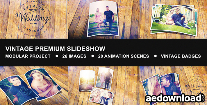 Vintage Premium Slideshow