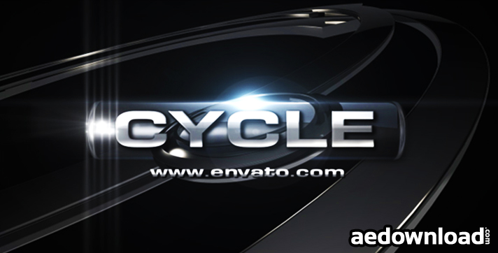 cycle logo reveal