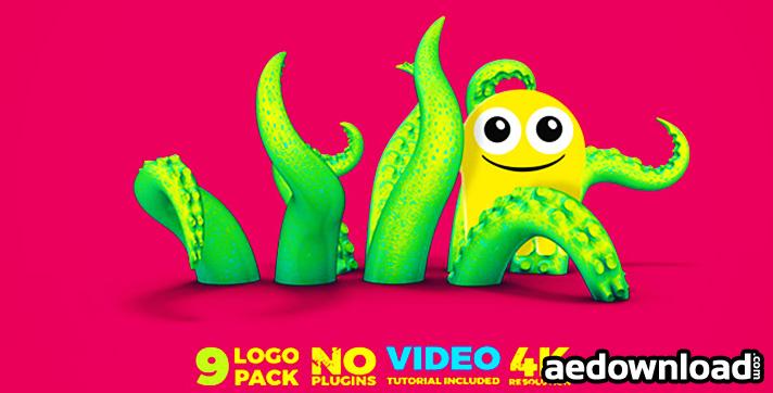 9 Logo Pack