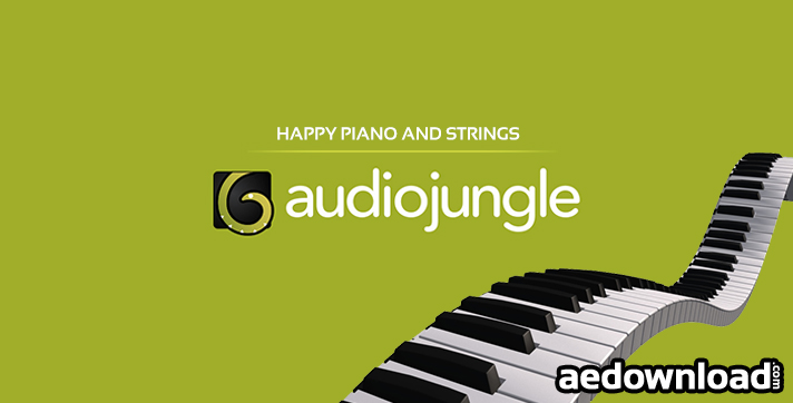 HAPPY PIANO AND STRINGS