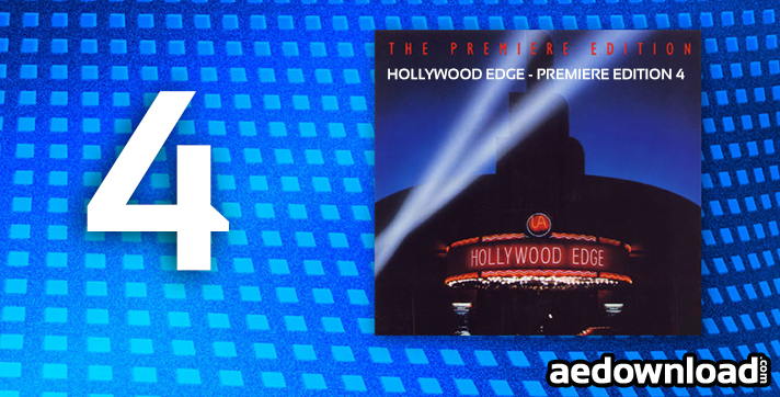 HOLLYWOOD EDGE - PREMIERE EDITION 4