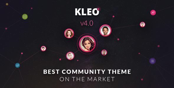 KLEO-–-Next-level-WordPress-Theme