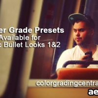 LUSTER GRADE PRESESTS FOR MAGIC BULLET LOOKS  (FREE PLUGINS & PRESETS)