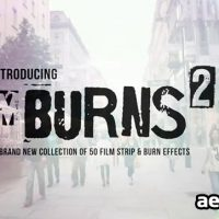 MBURNS FOR FCPX (MOTIONVFX) (FREE PLUGINS & PRESETS)