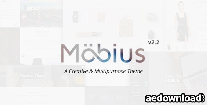 Mobius v2.6.0 – Responsive Multi-Purpose WordPress Theme