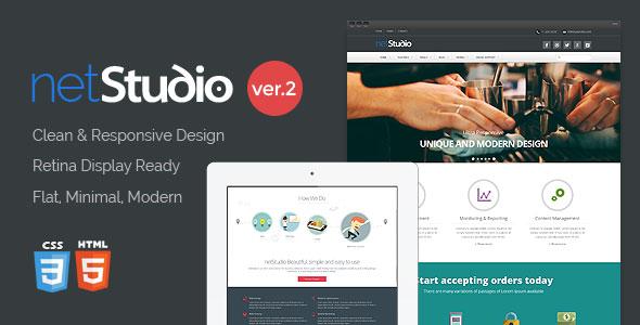NetStudio-----Bootstrap-3-Multi-Purpose-Template
