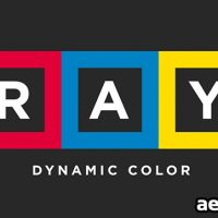 RAY DYNAMIC COLOR 1.0 – AESCRIPTS FREE DOWNLOAD