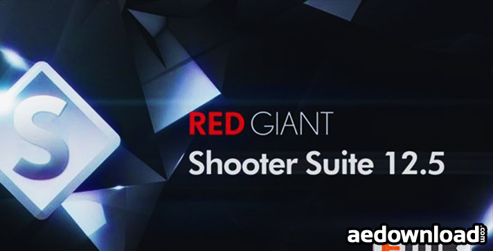 RED GIANT SHOOTER SUITE 12.5.1 (WIN)