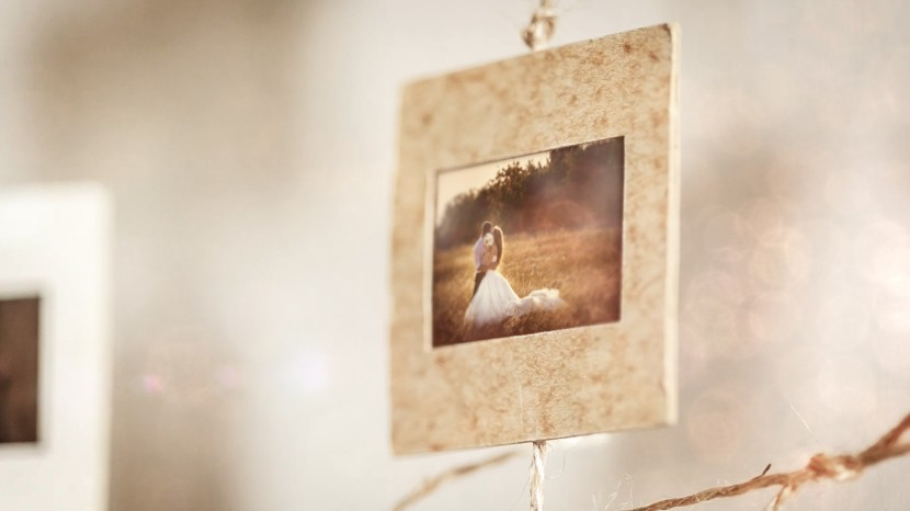 Portrait Craft After Effects Template: Wedding Video Slideshow