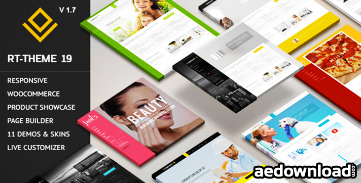 RT-Theme 19 v1.9 – Responsive Multi-Purpose WP Theme