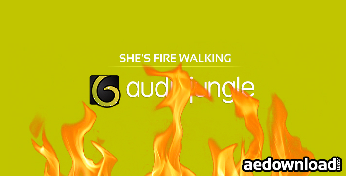 SHE'S FIRE WALKING