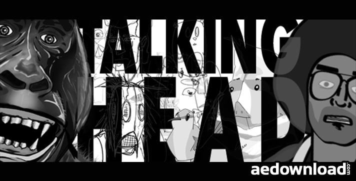 TALKING HEAD V1.6 (AESCRIPS)