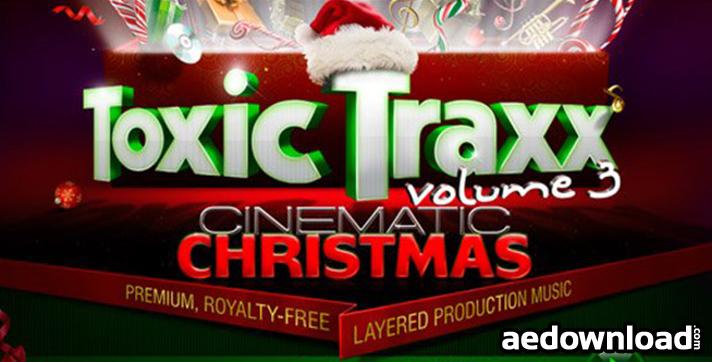 TOXIC TRAXX VOLUME 3