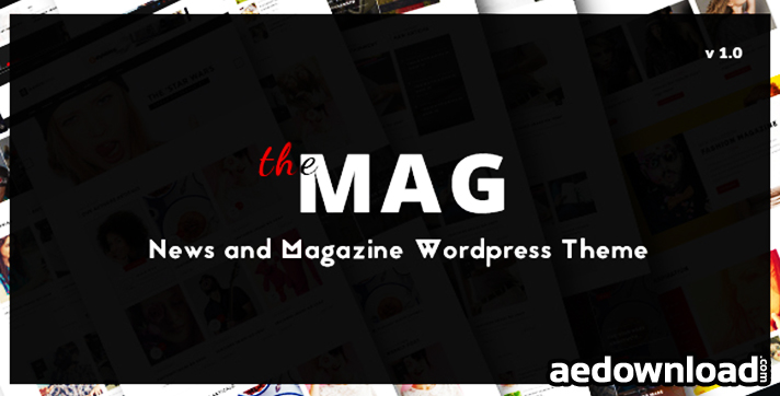 TheMag v1.3.1 – WordPress Magazine Theme