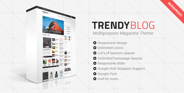 TrendyBlog-Multipurpose-Magazine-Theme