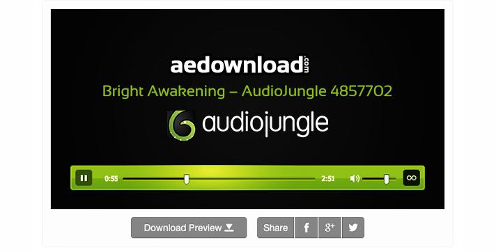 Bright Awakening – AudioJungle 4857702